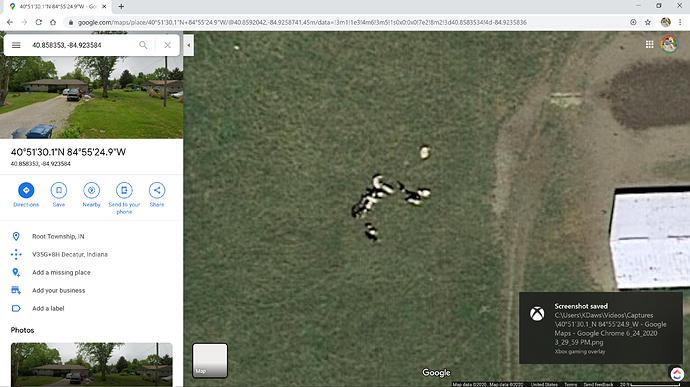 40°51'30.1_N 84°55'24.9_W - Google Maps - Google Chrome 6_24_2020 3_30_02 PM